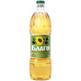 Благо масло подсолнечно-оливковое рафинированное, 1 л