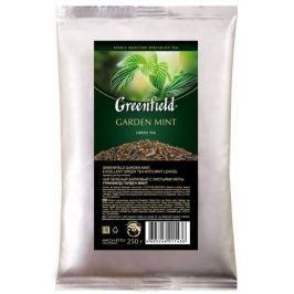 Greenfield Garden Mint зеленый листовой чай с мятой, 250 г