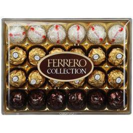 Ferrero Collection набор конфет: Raffaello, Ferrero Rocher, Ferrero Rondnoir, 269,4 г
