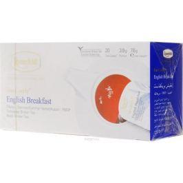 Ronnefeldt English Breakfast черный чай в пакетиках для чайника, 20 шт