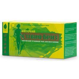 BioTradition Стевия-бриз китайский травяной чай для похудения в пакетиках, 20 шт