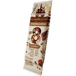 Bionova фруктово-ореховый батончик с шоколадом, 35 г