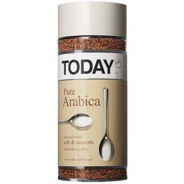 Today Pure Arabica кофе растворимый, 95 г