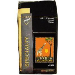 Блюз Бугишу Уганда кофе в зернах, 1 кг Кофе