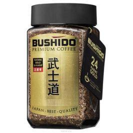 Bushido Katana Gold 24 Karat кофе растворимый, 100 г
