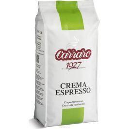 Carraro Crema Espresso кофе в зернах, 1 кг
