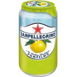San Pellegrino Напиток сокосодержащий со вкусом грейпфрута, 0,33 л