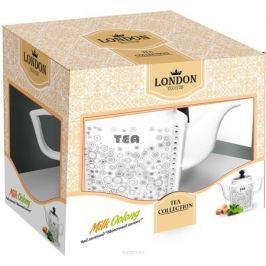 London Tea Club Молочный оолонг чай зеленый в заварнике, 100 г