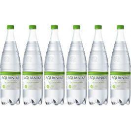 Акваника вода негазированная, 6 шт по 1,5 л