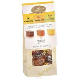 Caffarel конфеты фруктово-желейные ассорти, 150 г