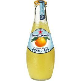 San Pellegrino Напиток сокосодержащий со вкусом апельсина, 0,2 л