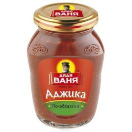 Дядя Ваня соус аджика по-абхазски, 140 г