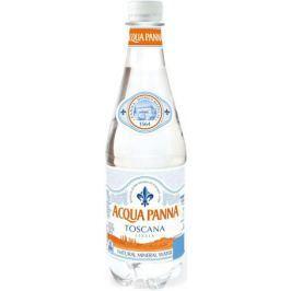 Acqua Panna вода минеральная негазированная гидрокарбонатная магниево-кальциевая, 0,5 л