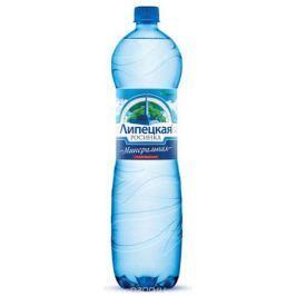 Липецкая Росинка вода газированная, 1,5 л