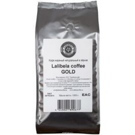 Lalibela coffee Gold кофе в зернах, 1 кг
