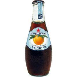San Pellegrino Напиток сокосодержащий со вкусом померанца, 0,2 л