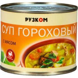 Рузком Суп гороховый с мясом, 540 г