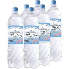 Липецкий Бюветводаартезианская питьевая негазированная, 6 шт по 1,5 л