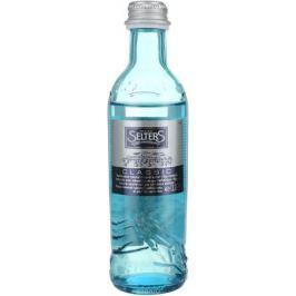 Selters вода минеральная газированная, 0,275 л стекло