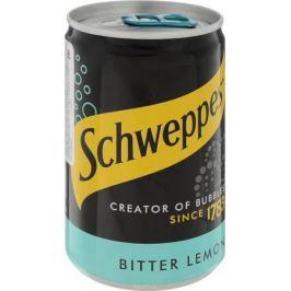 Schweppes Bitter Lemon напиток газированный, 150 мл