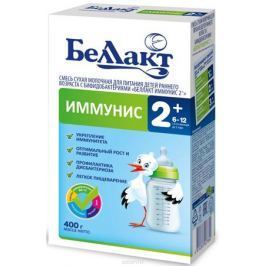 Беллакт Иммунис 2+ смесь молочная сухая с 6 месяцев, 400 г Детские смеси и заменители грудного молока