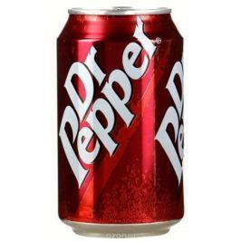 Dr.Pepper газированный напиток, 0,33 л