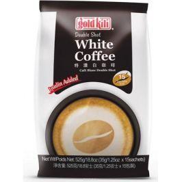 Gold Kili кофе дабл шот с инулином, 525 г (15 стик пакетов)