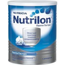 Nutrilon Пепти Гастро специальная молочная смесь, с рождения, 450 г