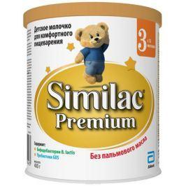 Similac Премиум 3 напиток молочный с 12 месяцев, 400 г