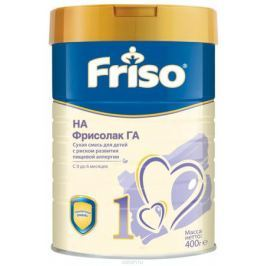 Friso Фрисолак 1 ГА смесь с 0 месяцев, 400 г