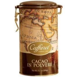 Caffarel Какао-порошок растворимый 20-22%, 200 г