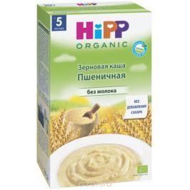 Hipp каша органическая зерновая пшеничная, с 5 месяцев, 200 г
