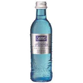 Selters вода минеральная негазированная, 0,275 л стекло
