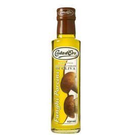 Costa d'Oro Extra Virgin масло оливковое нерафинированное со вкусом и ароматом белых грибов, 250 мл