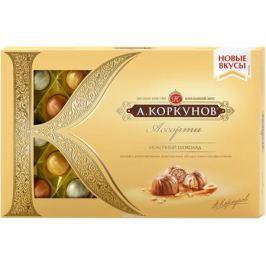 Коркунов Ассорти конфеты молочный шоколад, 256 г