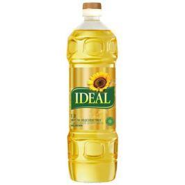 Идеал масло подсолнечное рафинированное дезодорированное, 1 л