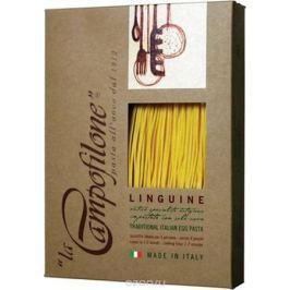 La Campofilone Linguine паста, 250 г