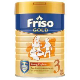 Friso Фрисо Голд 3 напиток молочный сухой с 12 месяцев, 800 г