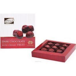 Bind Фруктовая коробка набор шоколадных конфет, 125 г