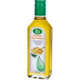 Бизнесойл масло подсолнечное рафинированное с растительными добавками для плова, 250 мл