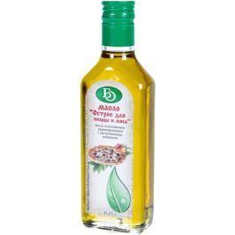 Бизнесойл масло подсолнечное рафинированное с растительными добавками острое для пиццы и мяса, 250 мл