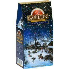 Basilur Frosty Night черный листовой чай, 100 г