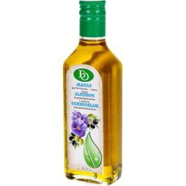 Бизнесойл смесь масла льняного нерафинированного с маслом оливковым нерафинированным, 250 мл