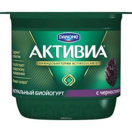 Активиа Биойогурт густой Чернослив 2,9%, 150 г