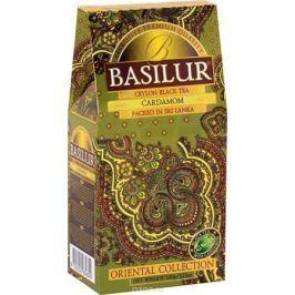 Basilur Cardamom черный листовой чай, 100 г