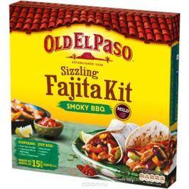 Old El Paso набор для приготовления фахита барбекю, 500 г