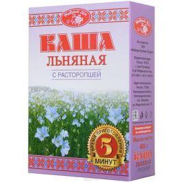 Добрый лен каша льняная с расторопшей, 400 г
