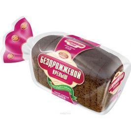 Волжский Пекарь Хлеб Крепыш, бездрожевой, заварной, в нарезке, 350 г