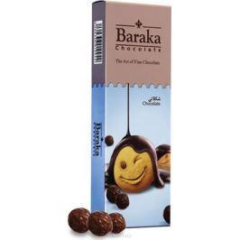Baraka Бисквитные шарики в молочном шоколаде, 100 г