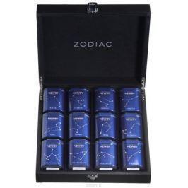 Newby Zodiac Gift set подарочный набор листового чая, 12 видов